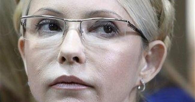 Germany, Ukraine in talks on Tymoshenko treatment