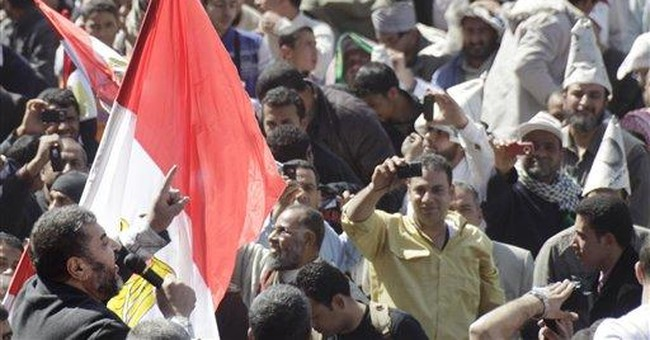 Egypt's Muslim Brotherhood to bid for presidency