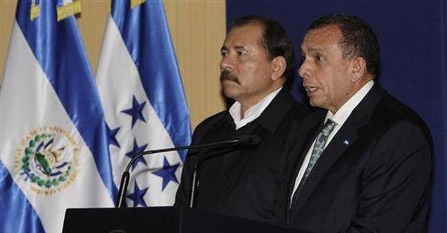 3 CentAm leaders reject legalization of drugs