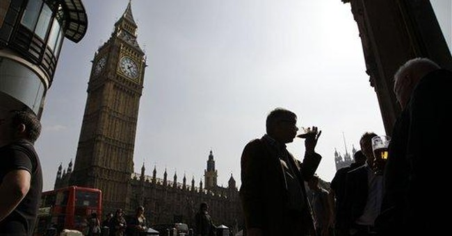Boozing of British lawmakers under review