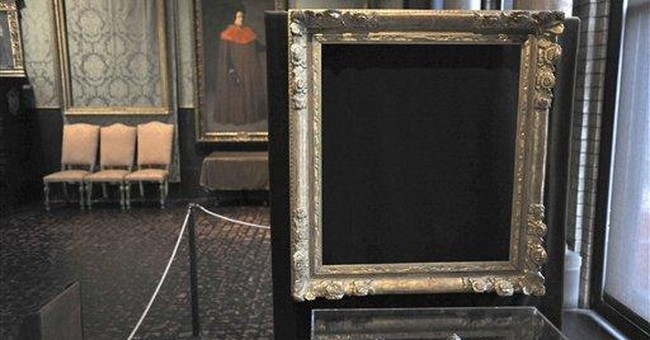 Feds: Conn. man knows something about stolen art
