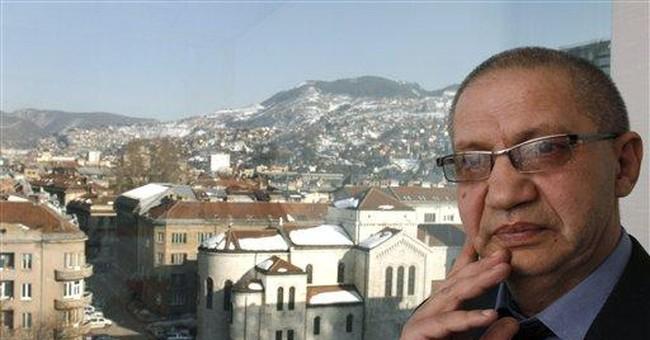 Bosnian minorities push for right to be prez