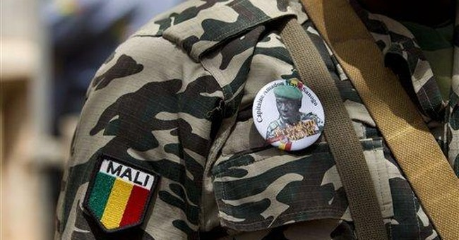Mali loses control of north, as sanctions imposed