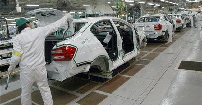 Survey shows Japan manufacturers still pessimistic