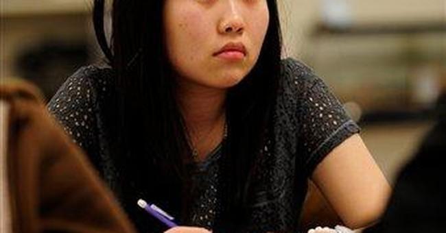In South Korea, US education means split families