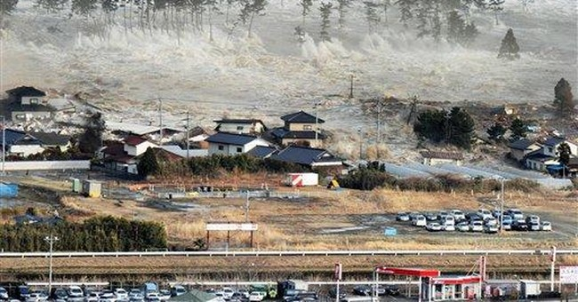 Japan experts warn of future risk of giant tsunami