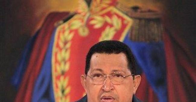 Venezuelan leader returns to Cuba for treatment