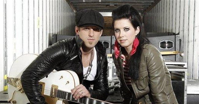 Thompson Square wins ACM vocal duo award _ early