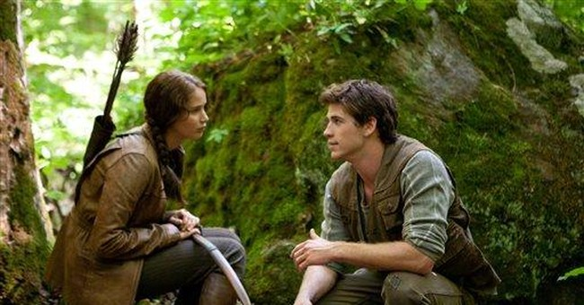 'Hunger Games' on top again with $58.6M