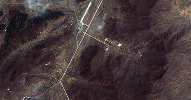 AP Exclusive: Images show North Korea launch work