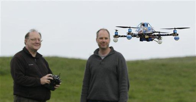 Drones coming to a sky near you as interest surges