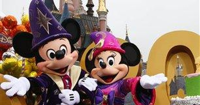 Disneyland Paris fetes 20th after rocky childhood
