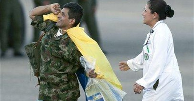 Big hurdle to Colombia peace: kidnapping