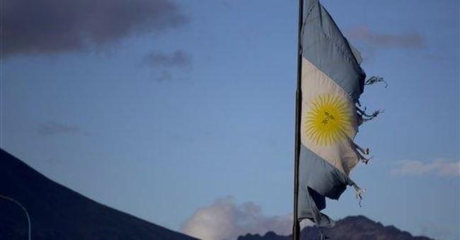 Argentina still wants Falklands 30 years after war