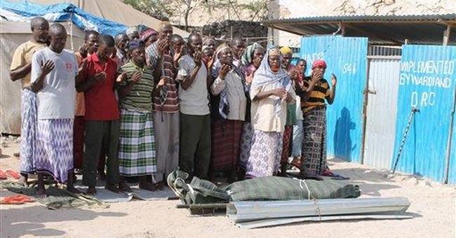 Somali militant slams group's killing of civilians