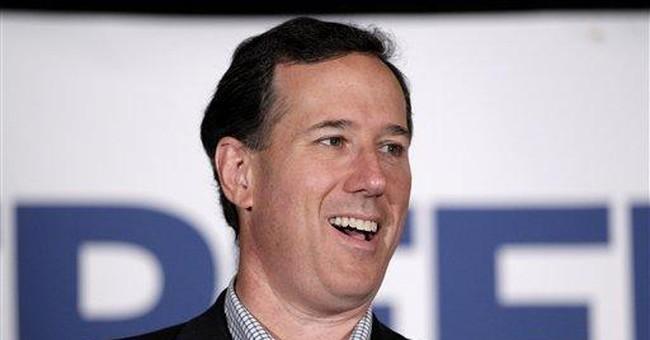 Santorum: convention floor fight would 'energize'