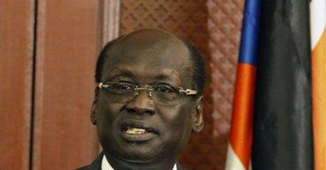 S.Sudan: Sudan bombing country to scare investors
