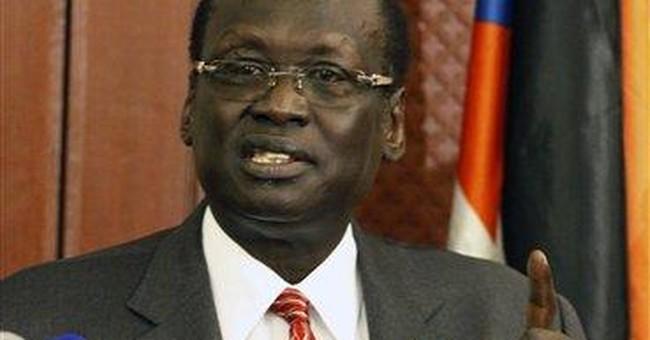 S.Sudan: Sudan bombing country to scare investors