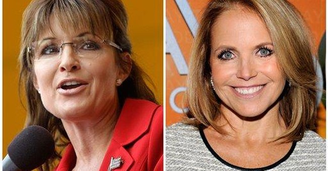 Palin vs. Couric: The Breakdown