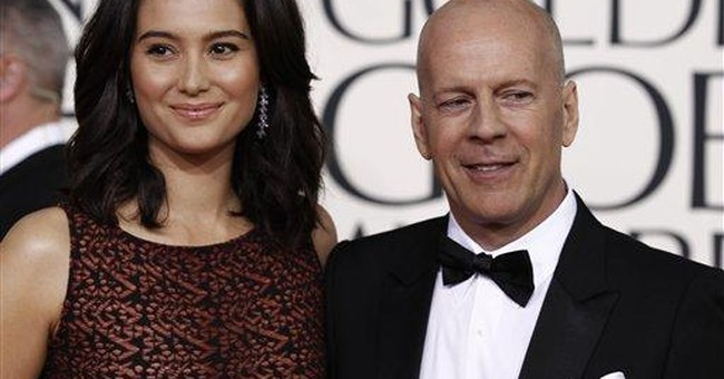 It's a girl for Bruce Willis and wife Emma Heming