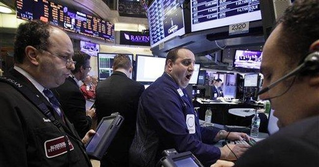 US stocks rise, building on soaring first quarter