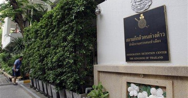 Thai police say Italian banker can be extradited