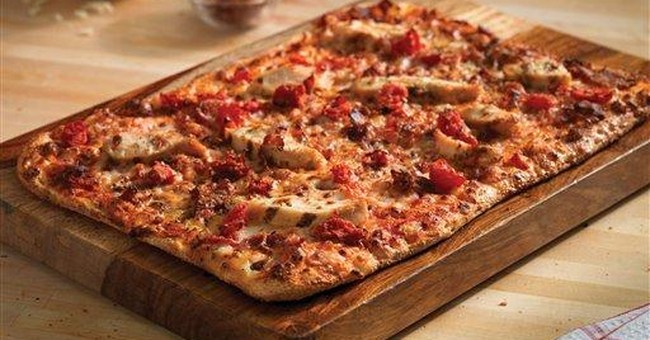 Domino's says 'No!' in new ad spot