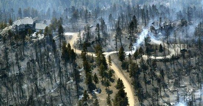 Calls show residents panicked over Colo. wildfire