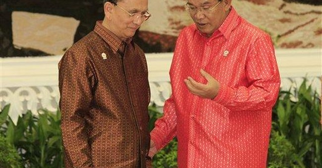 Southeast Asia nations, China bring rift to summit