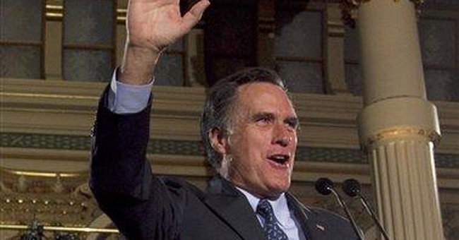A Romney sweep: He takes Wisconsin, Maryland, DC