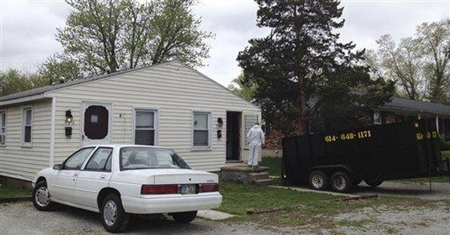Records: 4 involved in Ohio woman's dismembering