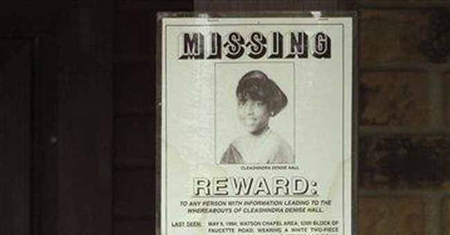 Police search home for Ark. teen missing since '94