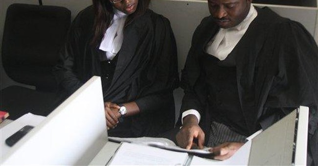 Lawyers argue over soldiers ending Nigeria protest
