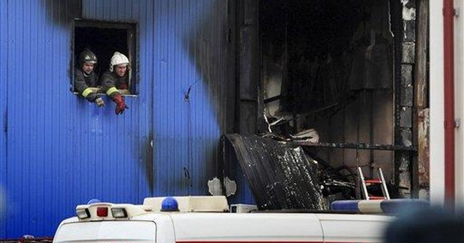 Fire at Moscow market kills 17 migrant workers