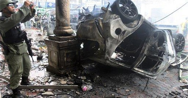 Thailand on alert after bombings in south kill 14