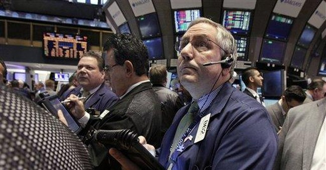 US stocks fall after dimmer outlook from Fed