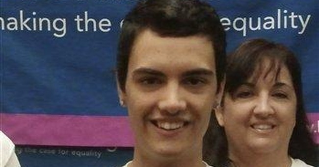 Gay student sues Ohio school district over T-shirt