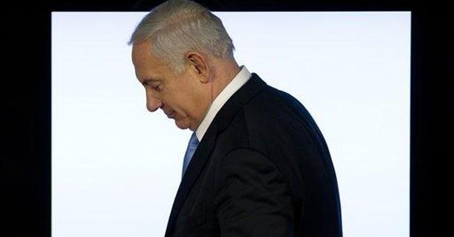 Netanyahu wants deal to prevent 'binational state'