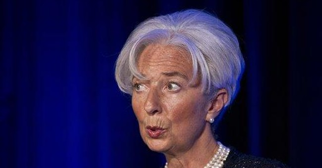 IMF chief wants 'more firepower' to fight crises