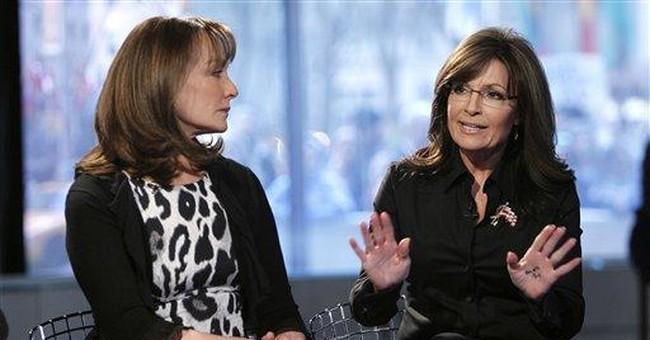 Palin helps keep 'Today' ahead vs. Couric on 'GMA'