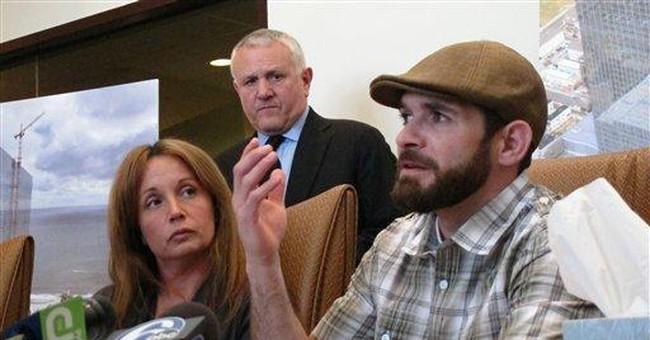 Worker's widow sues in NJ casino lightning death