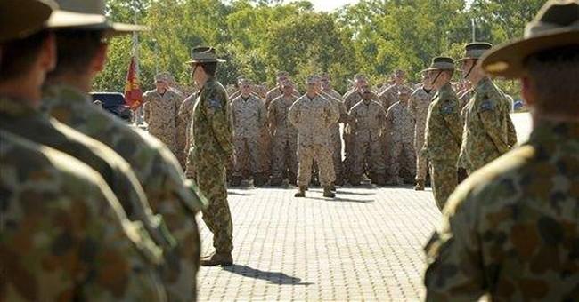 First 200 US Marines land at Aussie training hub