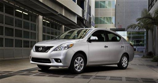 Nissan wants to woo more US car buyers