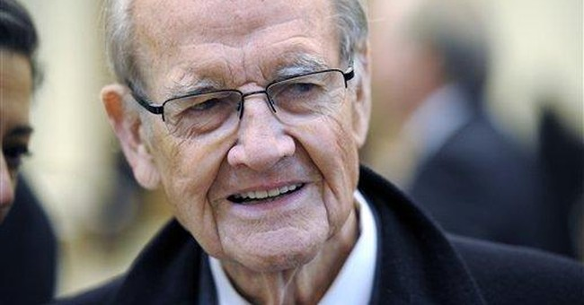 Former S. Dakota Sen. George McGovern hospitalized