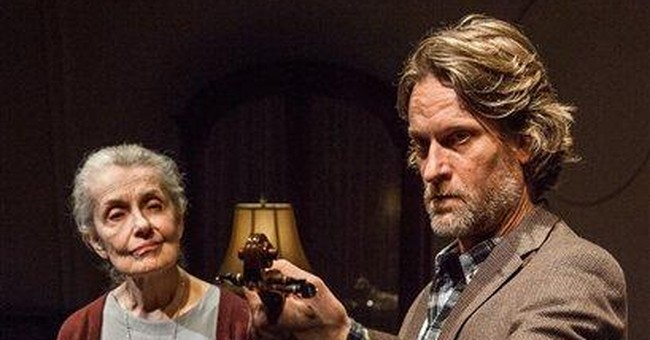 Review: Artist meets artisan in 'The Morini Strad'