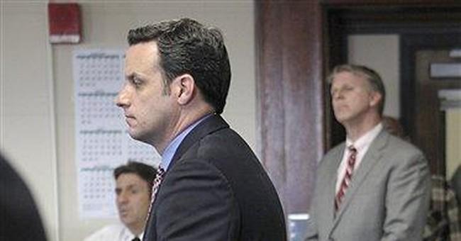 Former Mass. treasurer Cahill pleads not guilty