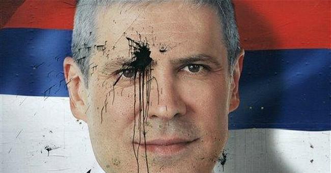 Serbian President Boris Tadic resigns