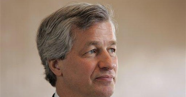 JPMorgan Chase CEO Dimon paid $23 million in 2011
