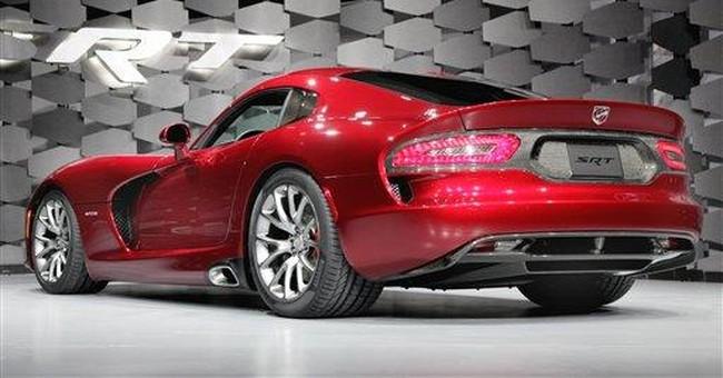 Chrysler brings back the sizzling SRT Viper