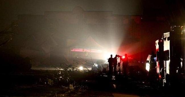 Tornado-wrecked Dallas begins assessing damage